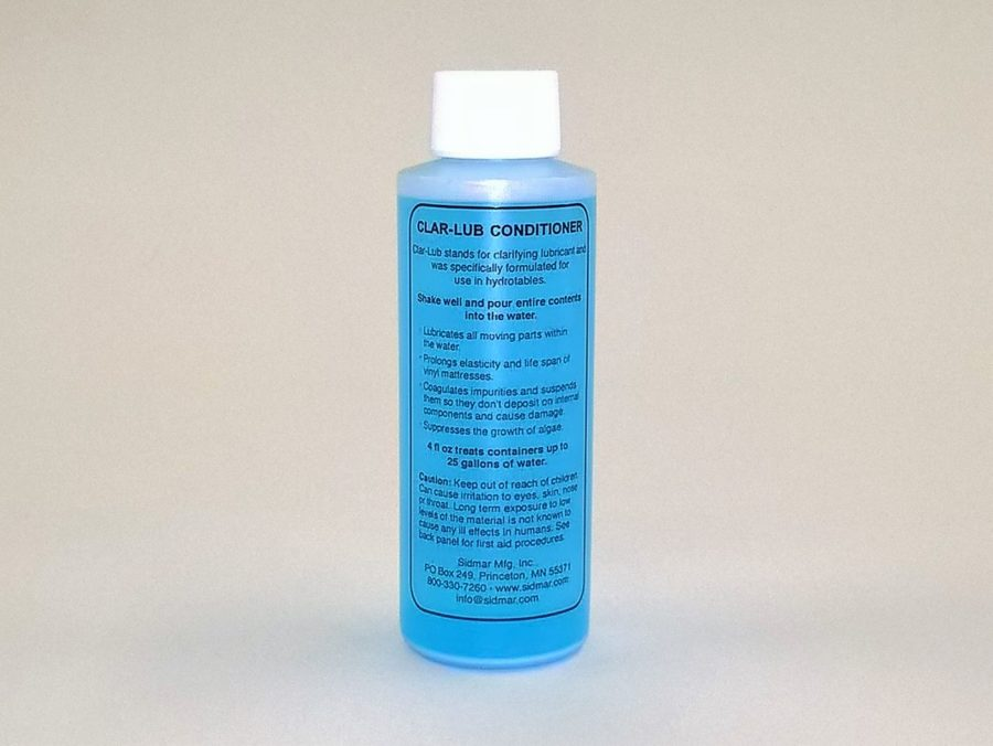 clar-lub water conditioner