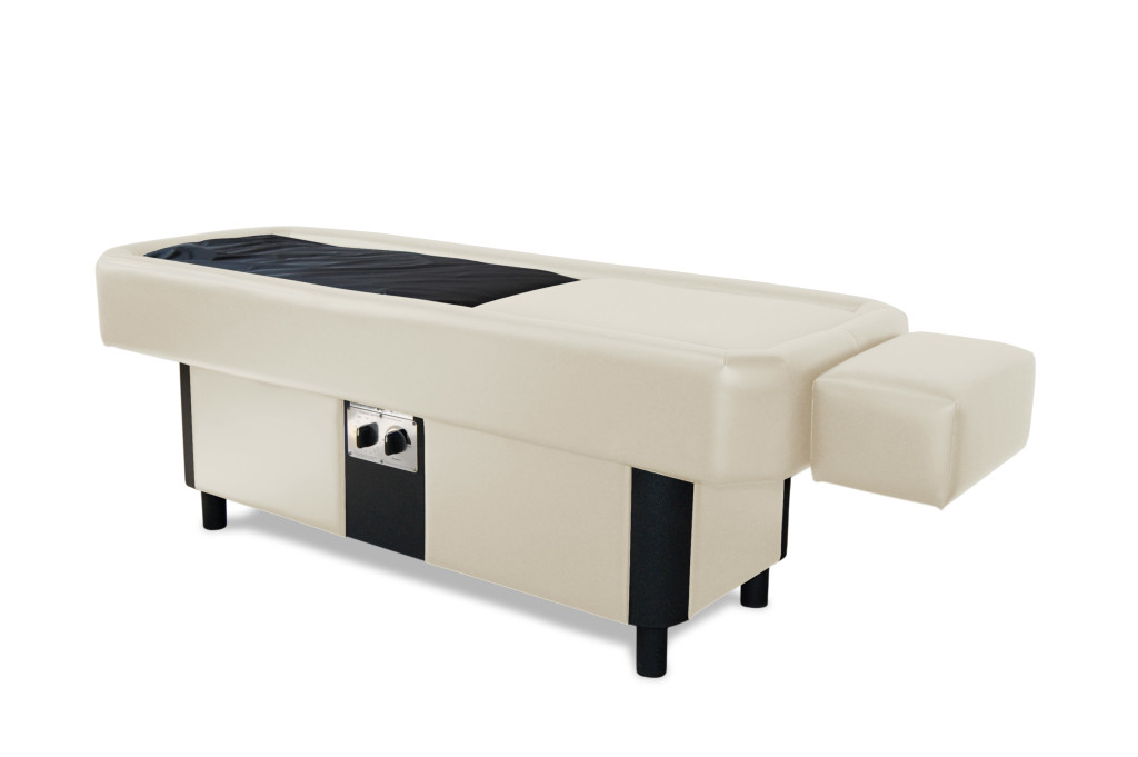 tan hydromassage table